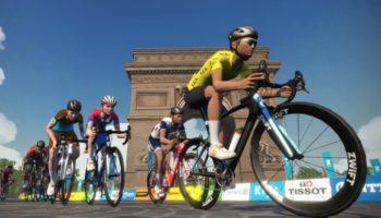 The Tour de France Goes Virtual