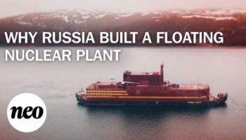 Why Did Russia Build A Floating Nuclear Power Plant?