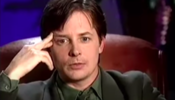 Here's A Delightful 1996 Blooper That Shows Michael J. Fox Forgetting He's Filming 'The Frighteners,' Not 'Back To The Future'