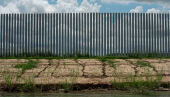 He Built A Privately Funded Border Wall. It's Already At Risk Of Falling Down If Not Fixed