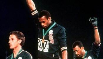 Tommie Smith Reflects On His Black Power Salute At The 1968 Olympics That Changed The World