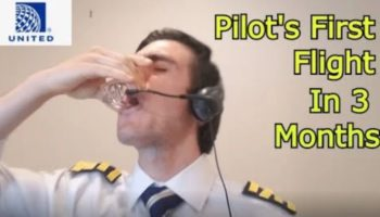 Comedian Does A Hilarious Impression Of A Pilot Flying A Commercial Airline During The Pandemic
