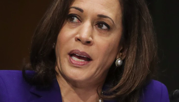 There's A War Going On Over Kamala Harris's Wikipedia Page