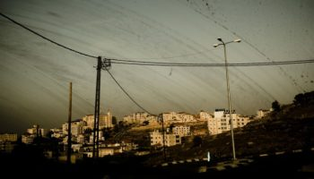 Annexation, Apartheid, And Me