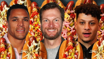 19 Pro Athletes And Sports Stars Settle The 'Is A Hot Dog A Sandwich?' Debate