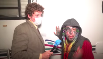 Guy Interviews Colorful Florida Men During Quarantine, And The Whole Video Is Like A Surreal Fever Dream