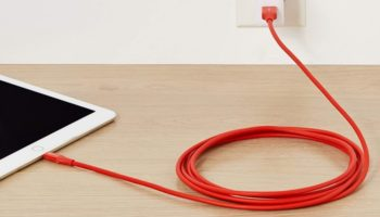 Stop Fighting With Your Charging Cable, And Just Buy A Longer Cord