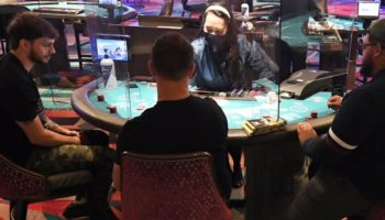 Pro Poker Players Are Gambling With Their Lives To Get Back To The Table
