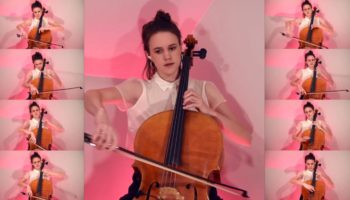 Cellist Performs A Dazzling Rendition Of The Cranberries' 'Linger'