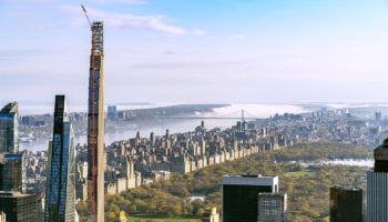 How The World's Thinnest Skyscraper Was Built, Despites All Odds