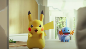 Reality Gets Peeled Away In This Cute 'Pokémon GO' Ad From Rian Johnson