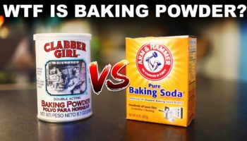 What Is The Difference Between Baking Soda And Baking Powder Anyway?