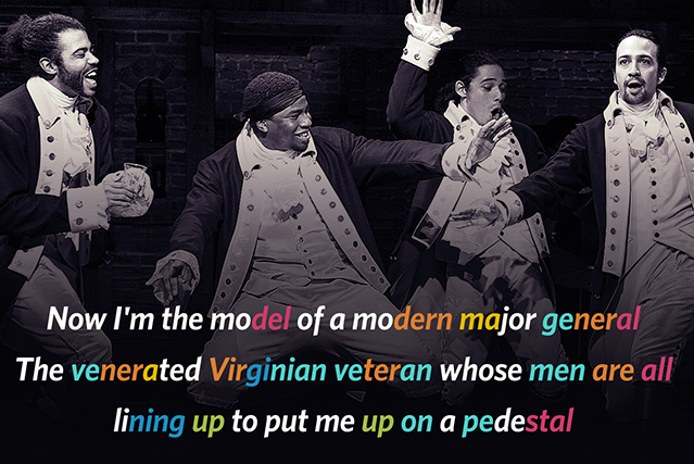 How Does 'Hamilton,' The Non-Stop Hip-Hop Broadway Sensation, Tap Rap's Master Rhymes To Blur Musical Lines? (2016)