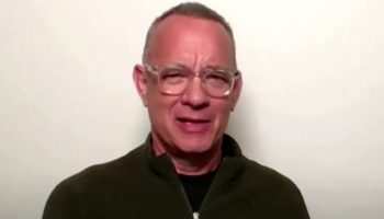Tom Hanks Says He Has No Respect For People Who Refuse To Wear A Mask