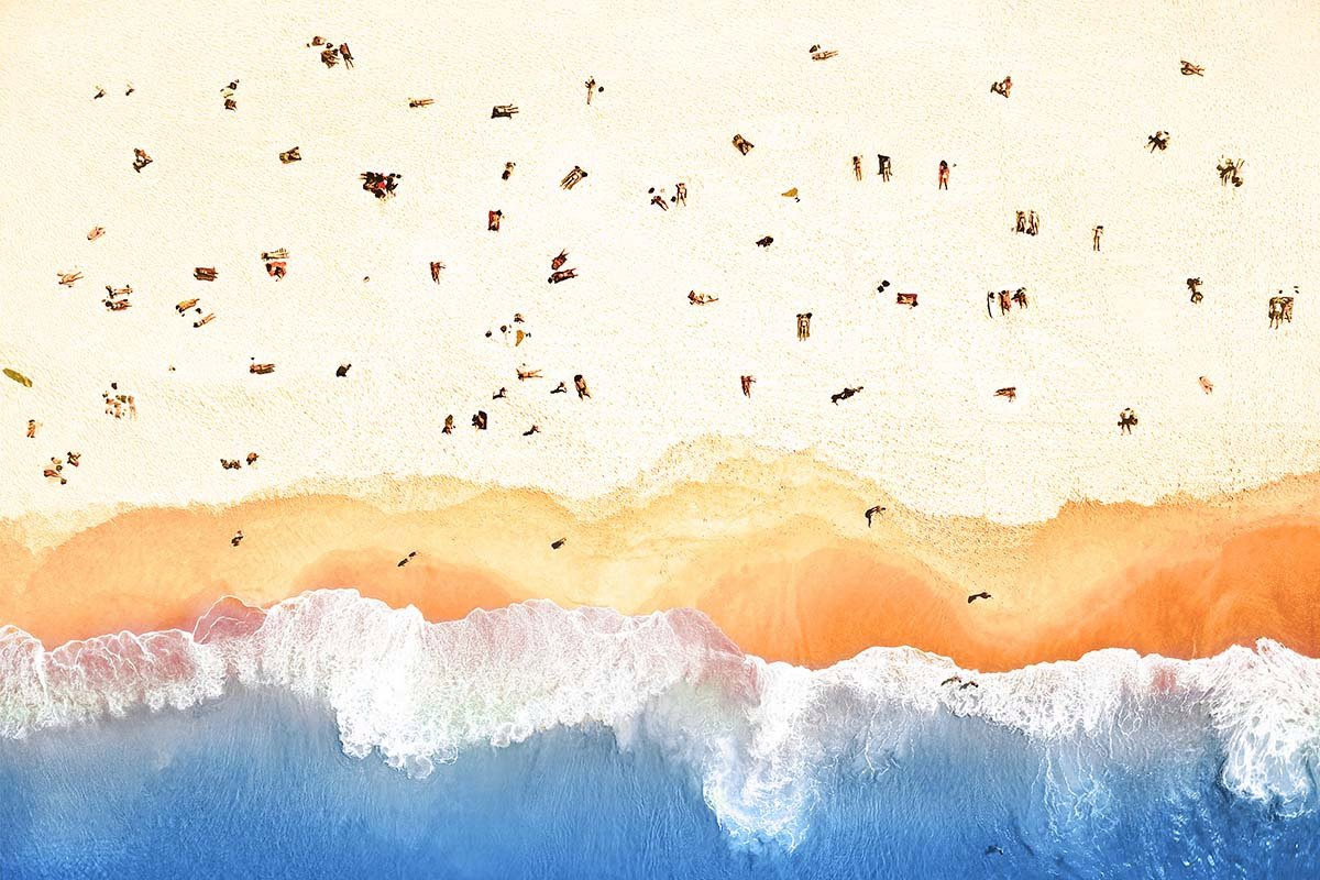Your Sunscreen Is Probably Hurting The Ocean. Here's What To Do About It