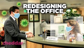 How 'The Office' Would Look Like Redesigned For A Post-Coronavirus World