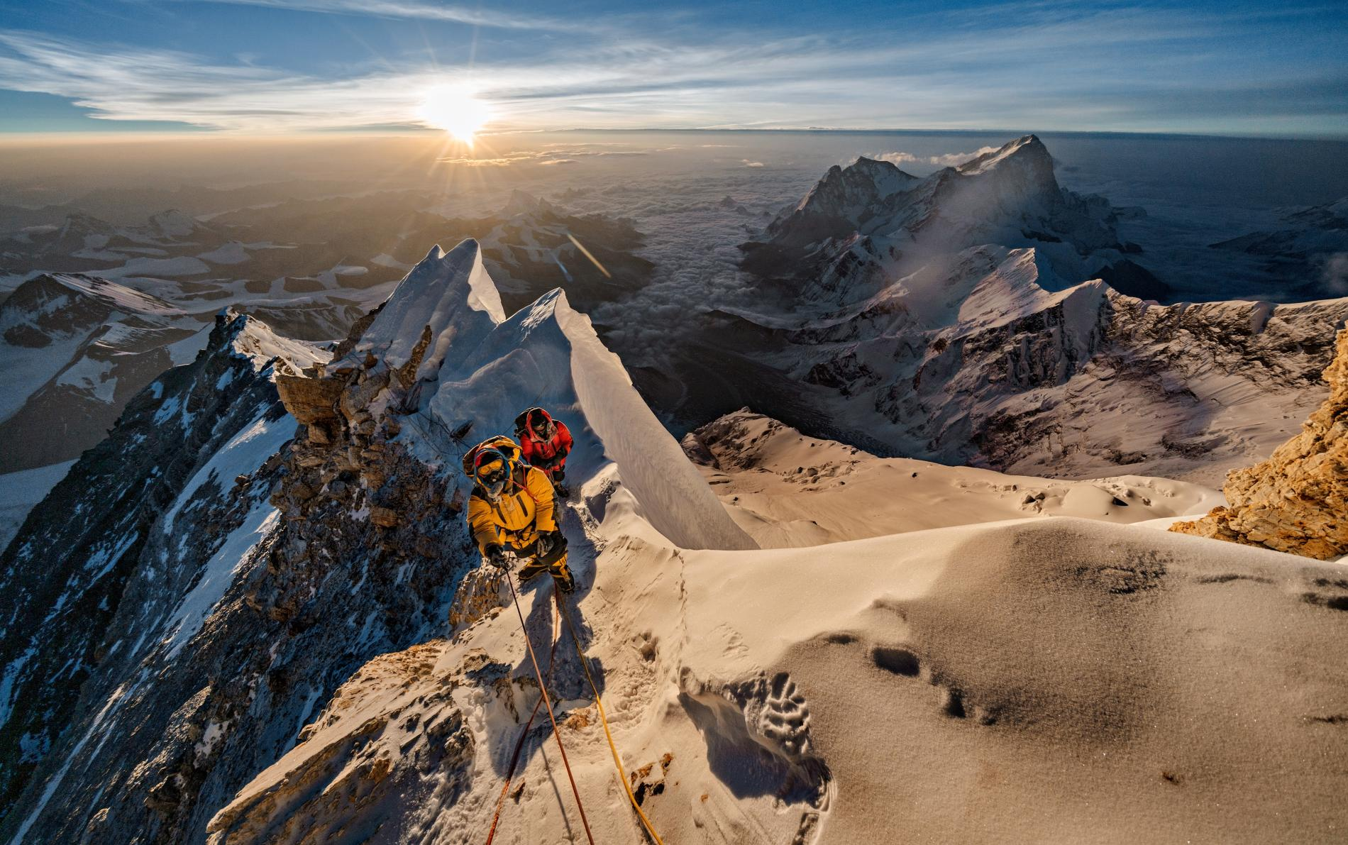 Our Team Climbed Everest To Try To Solve Its Greatest Mystery