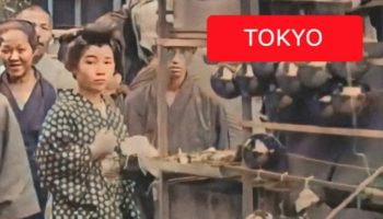 This 100-Year-Old Footage Of Japan Upscaled To 4K 60 FPS Is Like Going Back In Time