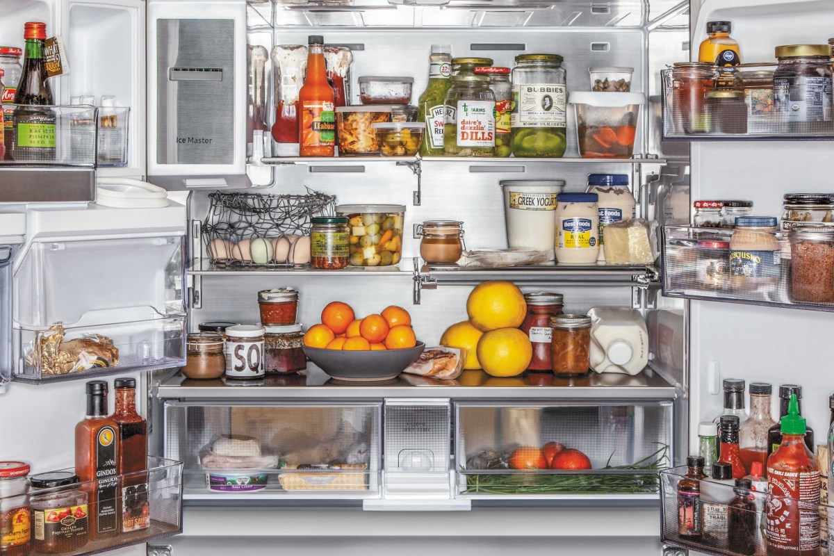 What Do The World's Top Chefs Keep In Their Home Fridges?