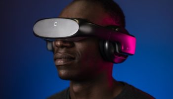 This Shockingly Small Head-Mounted Display Delivers An Immersive Movie Experience Anywhere