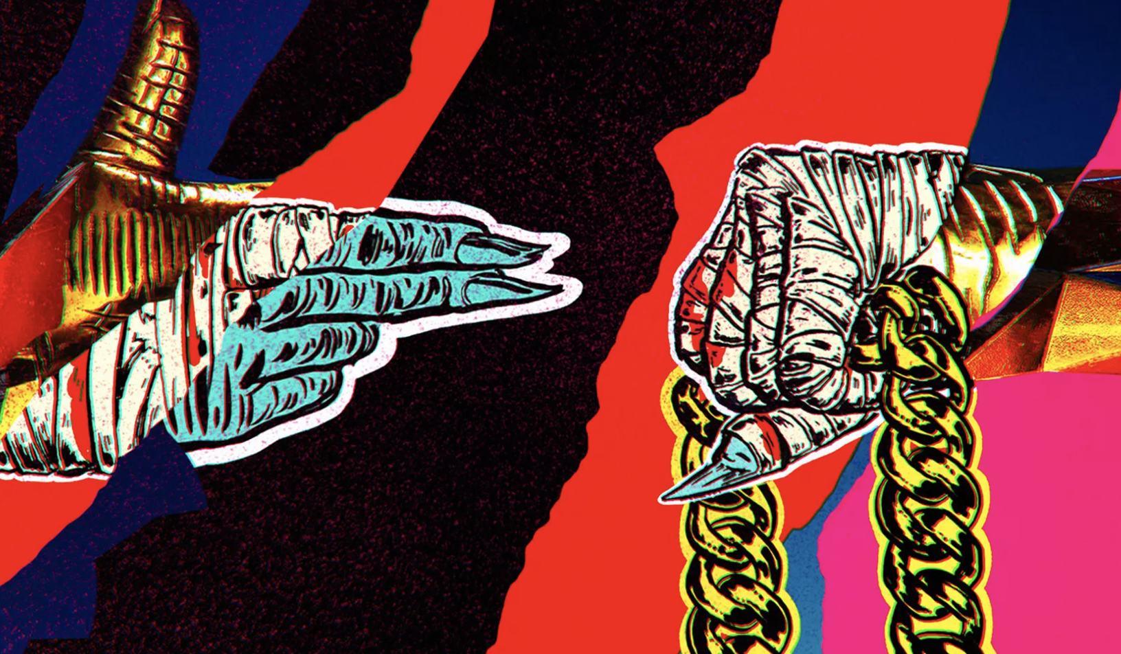 The Visual Storytelling Of Run The Jewels