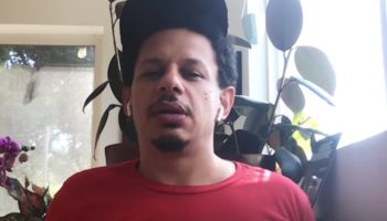 Eric Andre Gets Delirious From Extremely Spicy Wings On 'Hot Ones'
