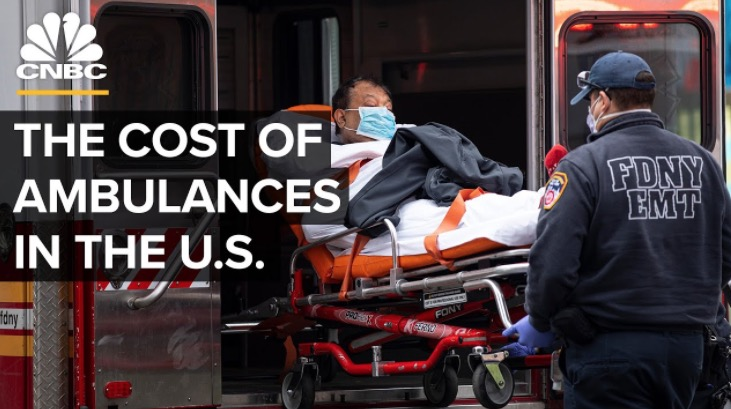 Why Are Ambulance Rides So Expensive In The United States? - Digg