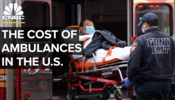 Why Are Ambulance Rides So Expensive In The United States?