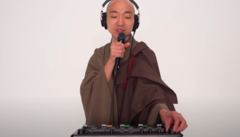 This Japanese Buddhist Monk Beatboxing To A Loop Machine Is Surprisingly Good