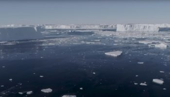 An Antarctic Glacier, The Size Of Florida, Is Falling Apart And Accelerating Sea Level Rise