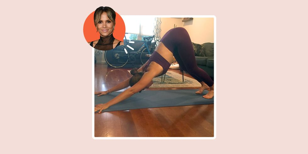 I Worked Out Like Halle Berry For A Week — Here's How It Went