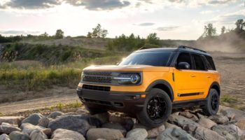 After 25 Years, The Ford Bronco Is Back