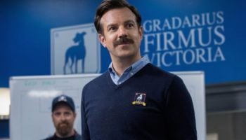 Jason Sudeikis Brings His Goofy Coaching Persona Overseas In 'Ted Lasso' Series Trailer