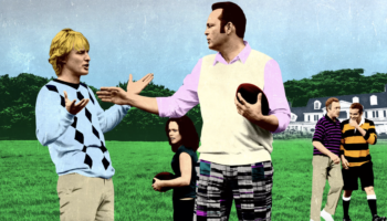 How The 'Wedding Crashers' Football Scene Came Together