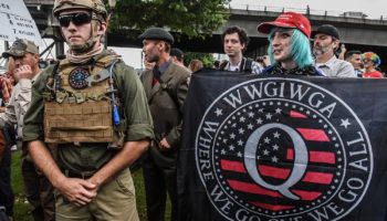 QAnon's Madness Is Turning Canadians Into Potential Assassins