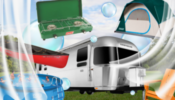 Airstreams And Inflatable Pools: Inside The Cutthroat Staycation Economy
