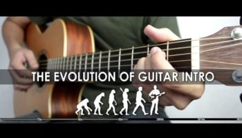 The Evolution Of Guitar Intros From 1960 To 2020