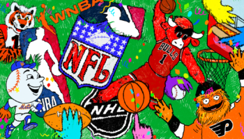 For Aspiring Performers, The NBA Is The Best Place To Be A Mascot