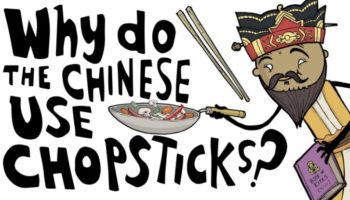 Why Do Chinese People Use Chopsticks?