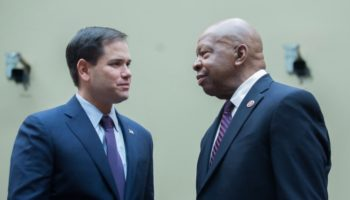 Marco Rubio Accidentally Mixes Up John Lewis With Elijah Cummings In Botched Tribute On Twitter
