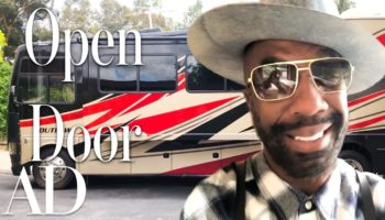 Take A Tour of JB Smoove's Souped Up RV