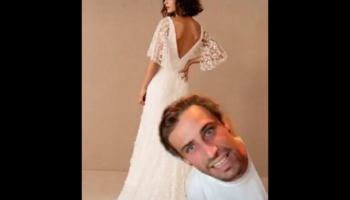 Man Is Asked By His Girlfriend To Rate Wedding Dresses, Gives The Most Bewildering Reviews