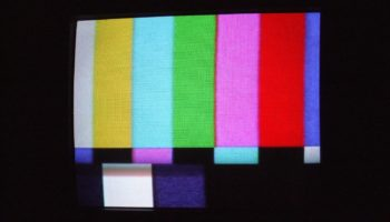 The History Of TV Color Bars, One Of The First Electronic Graphics Ever Made