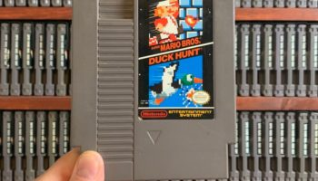 One Collector's Ridiculous Journey To Gather 380 Copies Of Super Mario Bros