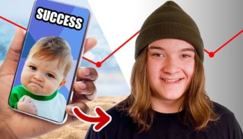 How This Boy Accidentally Became The Famous 'Success Kid' Meme