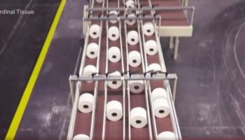 Here's How Toilet Paper Companies Kept Up With The 845% Spike In Demand