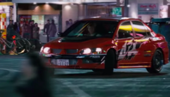 'Tokyo Drift' Had To Hire A Fall Guy To Get Arrested On Set