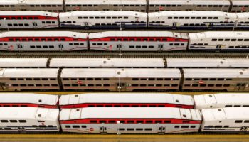 COVID Is Pushing Some Mass Transit Systems To The Brink