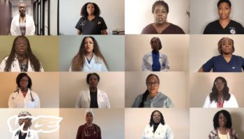 Black Doctors Who Care For Others' Kids Make Powerful Four-Minute Plea For People To 'Do Better' For Their Kids