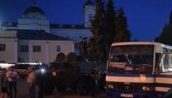 Hostage Siege Ends After Ukrainian President Endorses Joaquin Phoenix Film